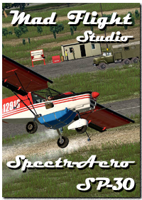 MAD FLIGHT STUDIO - SPECTR-AERO SP-30 - X-PLANE 11