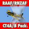 FRAT BROS DESIGN - RAAF/RNZAF CT4A/B PACKAGE FSX