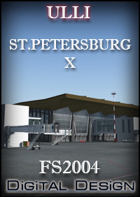 DIGITAL DESIGN - ULLI ST. PETERSBURG V2 FS2004