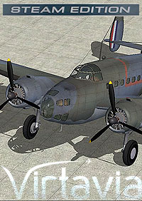 VIRTAVIA - LOCKHEED HUDSON MK.5 & MK.6 FSX STEAM EDITION