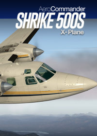CARENADO - 500S SHRIKE AERO COMMANDER HD SERIES X-PLANE 10/11