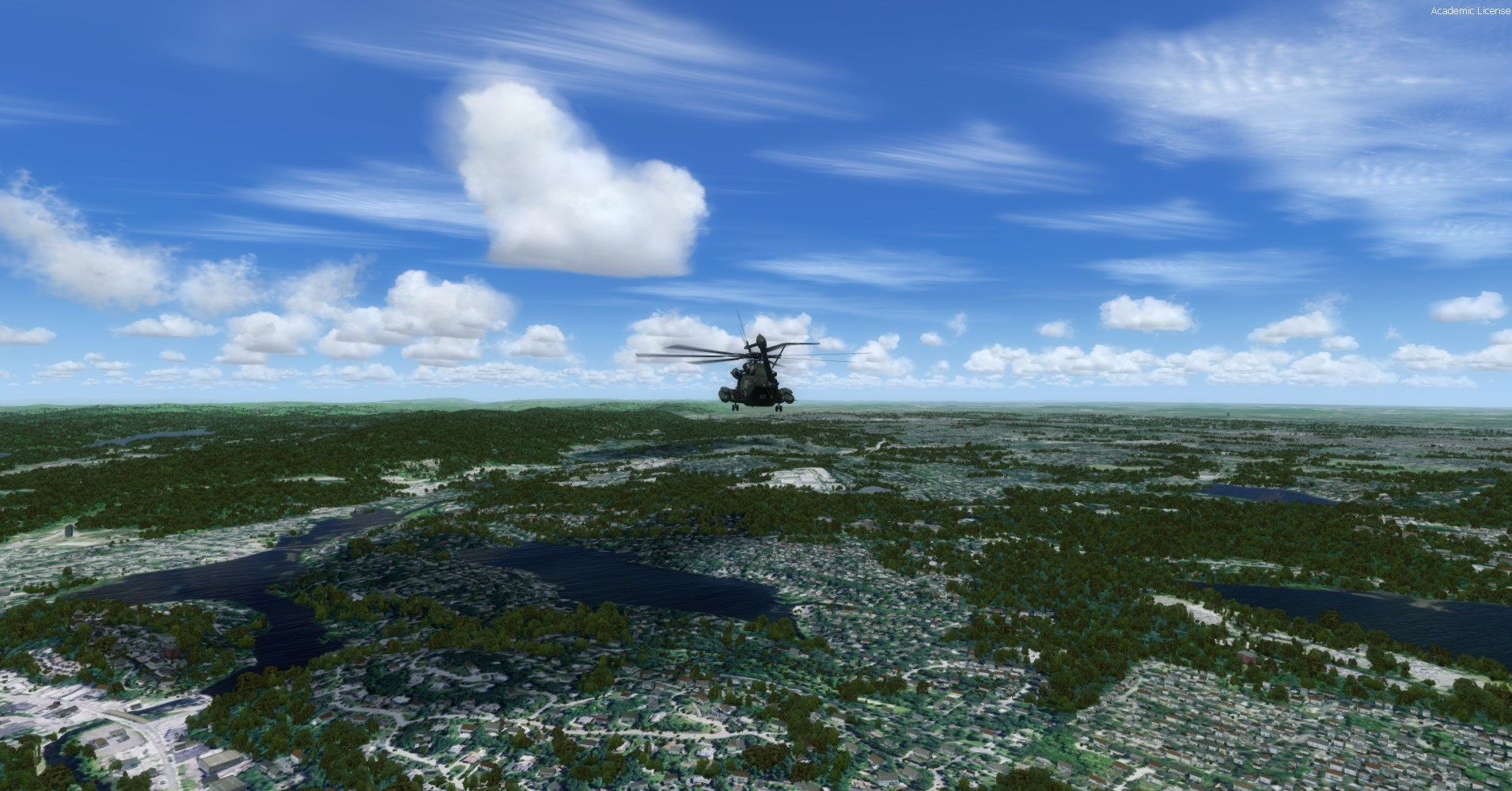 REALWORLDSCENERY - NEW YORK-NEW JERSEY 3D ENVIRONMENT 2.0 P3DV4-1, FSX OR FSXSE