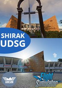 AMSIM - SHIRAK INTERNATIONAL AIRPORT GYUMRI ARMENIA UDSG MSFS