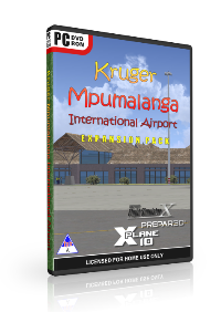 NMG - KRUGER MPUMALANGA INTERNATIONAL AIRPORT FSX P3D X-PLANE 10