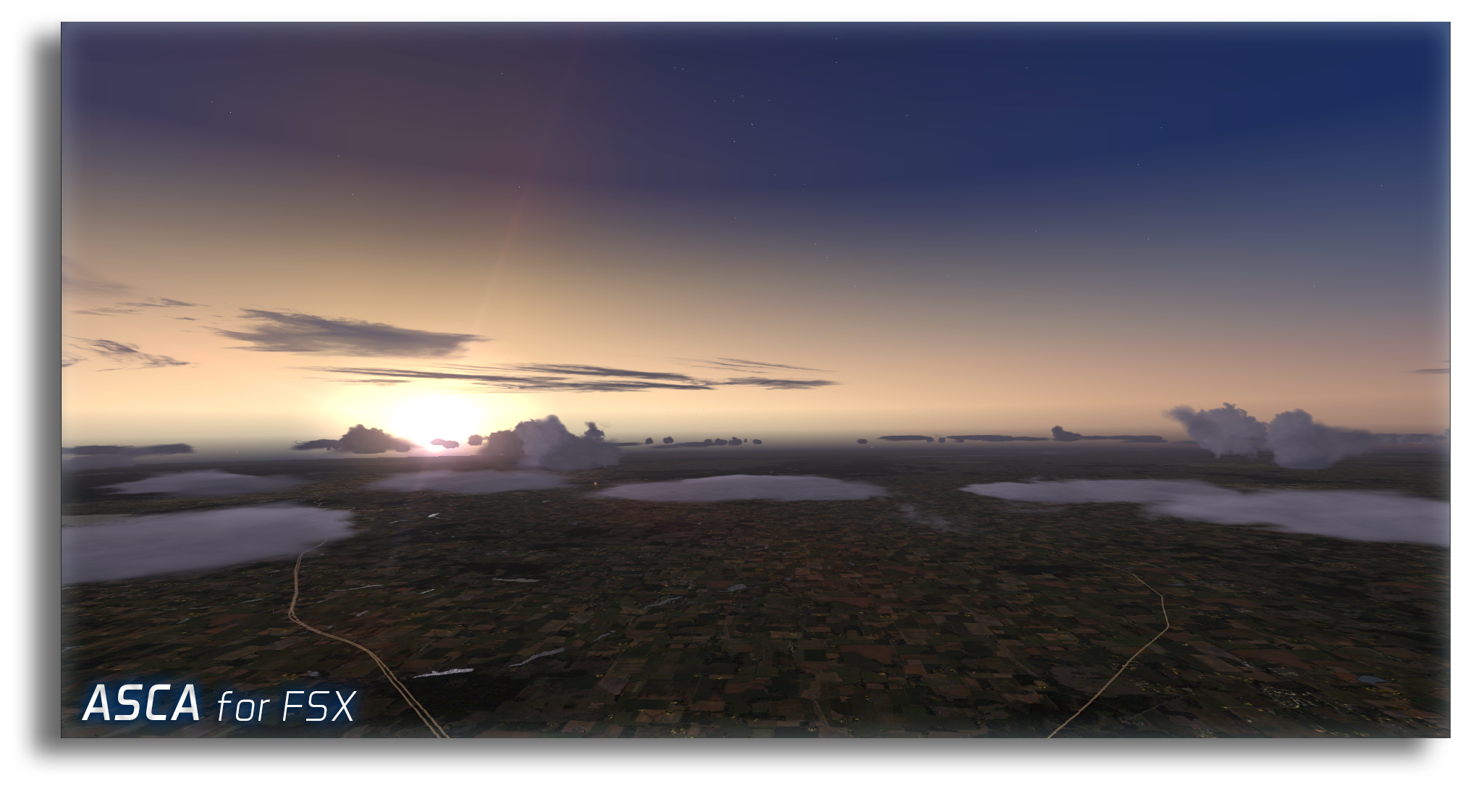 HIFI TECH - ACTIVE SKY CLOUD ART FSX P3D
