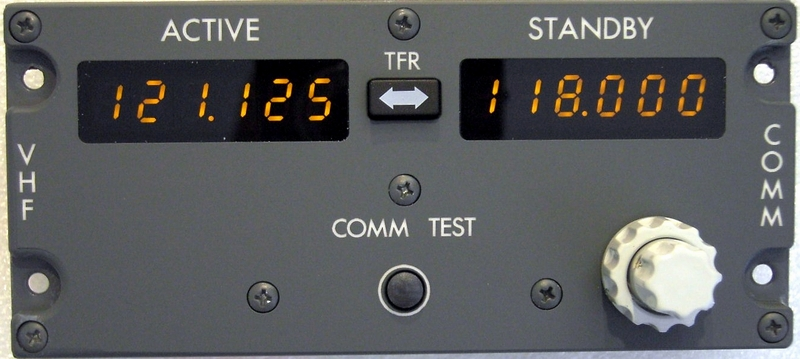 CP FLIGHT - B737 COMMUNICATION RADIO COM737