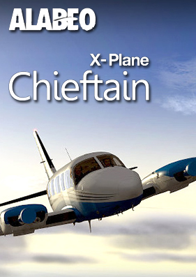 ALABEO - PA31 CHIEFTAIN 350 X-PLANE 10/11
