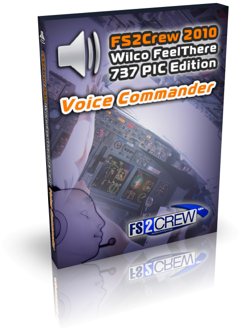 FS2CREW - WILCO/FEELTHERE 737 PIC VOICE COMMANDER EDITION