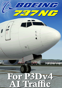FSPXAI - BOEING B737NG FOR P3DV4 AI-TRAFFIC