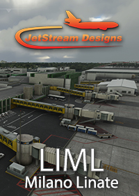 JETSTREAM DESIGNS - MILANO LINATE LIML - MSFS