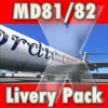 CLS - MD81/82 JETLINER LIVERY PACK EXPANSION