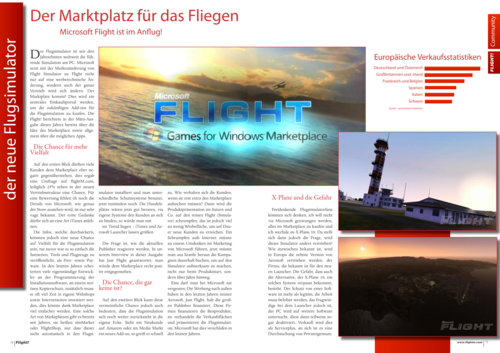 FLIGHT! MAGAZIN - AUSGABE 10 2011