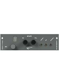 ATC HEADSET COMMS PANEL (GREY)