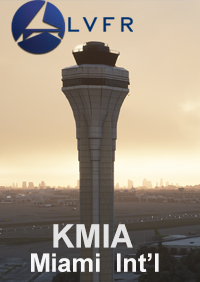LATINVFR - MIAMI INTERNATIONAL AIRPORT KMIA MSFS