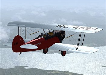 GOLDEN AGE - CLASSIC WACO COLLECTION FS9/FSX