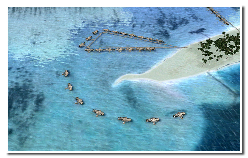 AEROSOFT - MALDIVES X - THE MALE ATOLLS (DOWNLOAD)