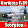 VIRTAVIA - NORTHROP F-89 SCORPION