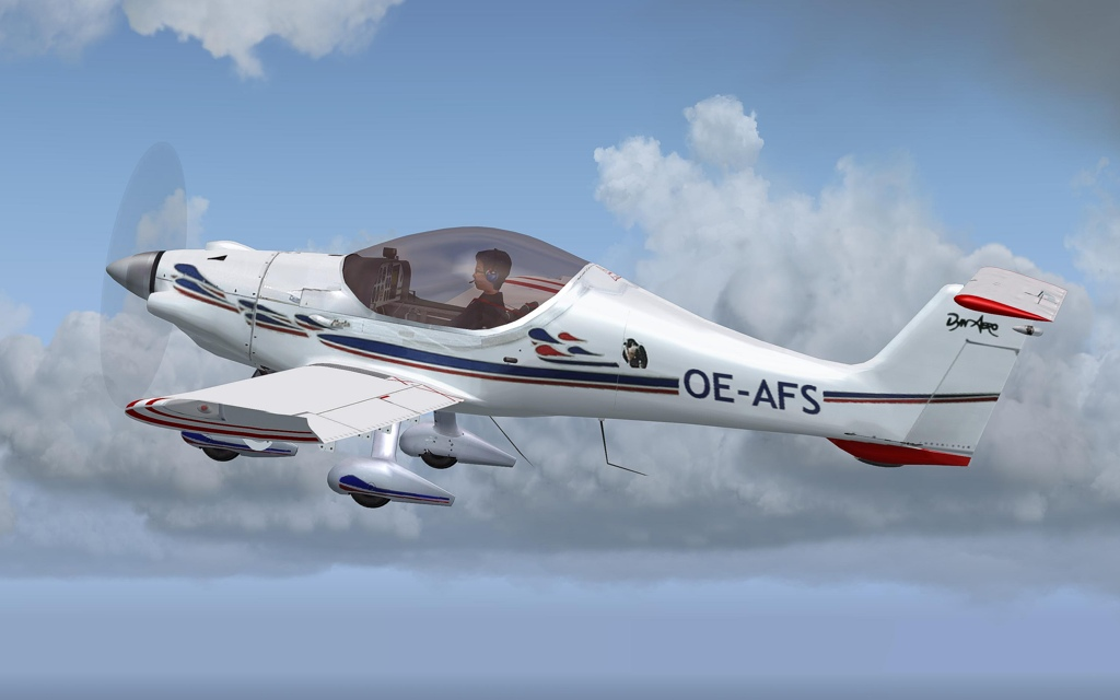 AFS-DESIGN - DYN'AERO MCR-01 ULTRALIGHT V2 FSX STEAM