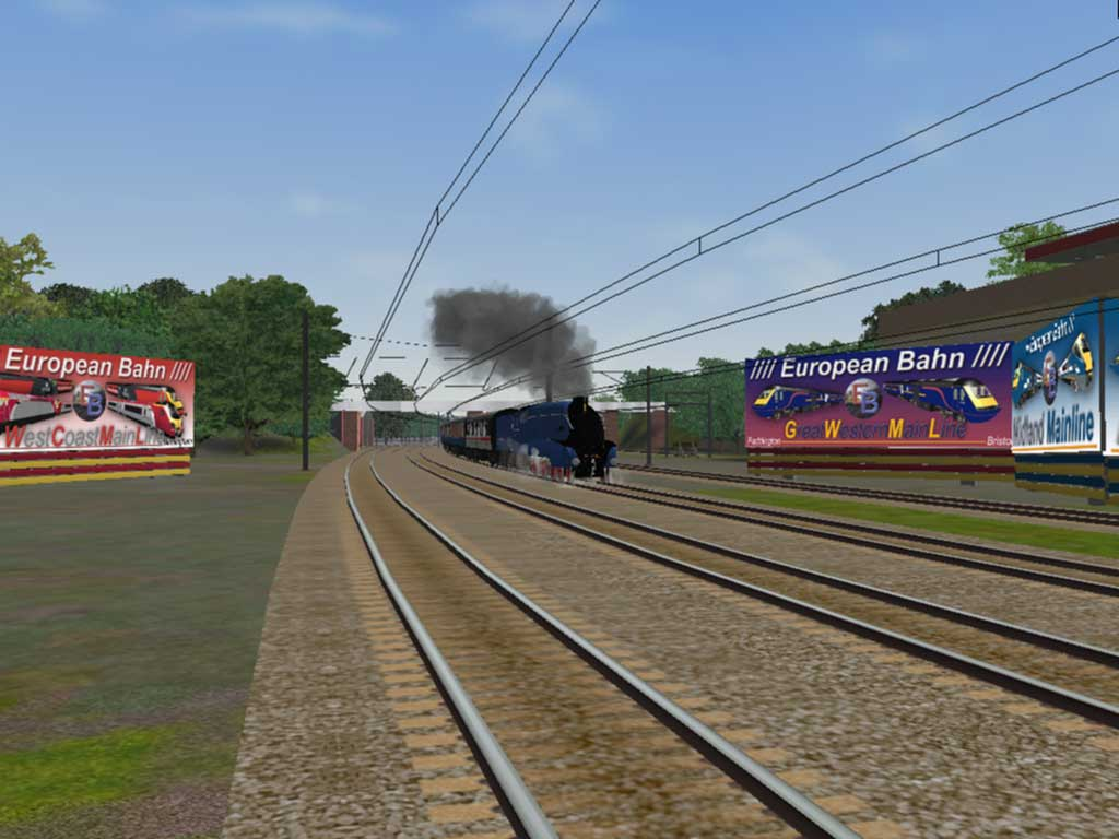 FIRST CLASS SIMULATIONS - EAST COAST EXPRESS PART 2