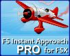 FS INSTANT APPROACH PRO: FSX RUNWAY APPROACH MAKER