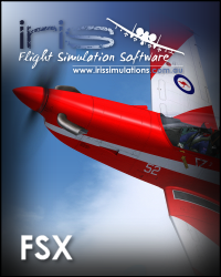 IRIS PRO TRAINING SERIES - PILATUS PC-9/A FSX