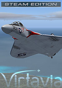 VIRTAVIA - F4D SKYRAY FSX STEAM EDITION
