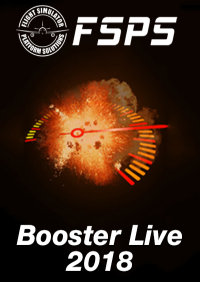 FSPS - P3D BOOSTER LIVE 2018