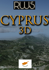 REALWORLDSCENERY - CYPRUS 3D