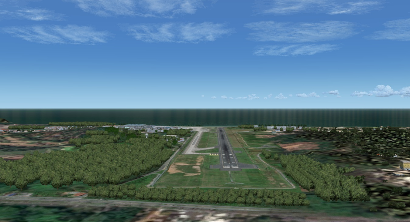A_A SCENERIES - PHUKET INTERNATIONAL AIRPORT 2020 FS2004