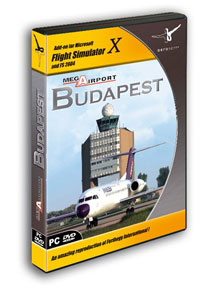 AEROSOFT - MEGA AIRPORT BUDAPEST (DOWNLOAD)