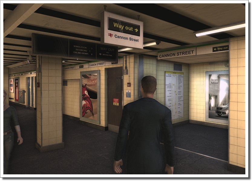 WORLD OF SUBWAYS VOL 3 - LONDON UNDERGROUND SIMULATOR