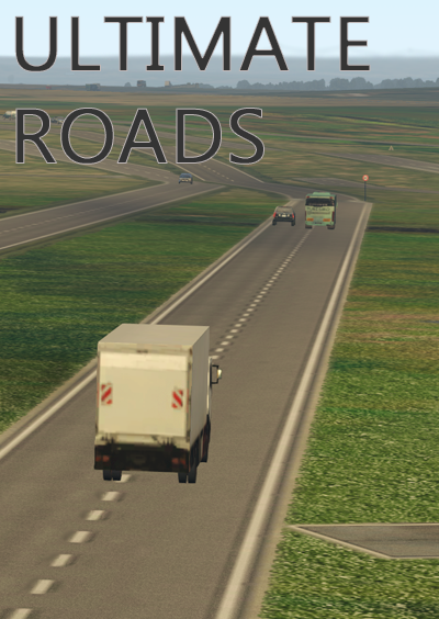 OPEN SKY - ULTIMATE ROADS 终极道路 XP