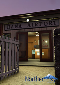 NORTHERN SKY STUDIO - HANA AIRPORT - MSFS