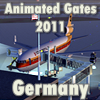 FLYSIMWARE - ANIMATED GATES 2011 GERMANY/NETHERLANDS/AUSTRIA