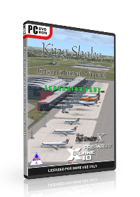 NMG - KING SHAKA INTERNATIONAL AIRPORT FSX P3D X-PLANE 10