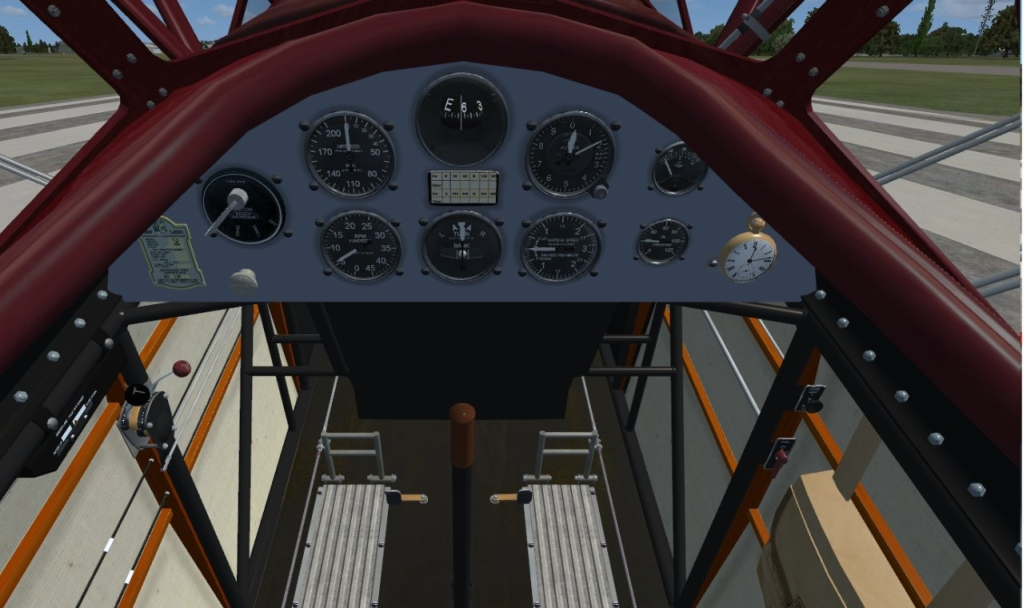 GOLDEN AGE - GREAT LAKES SPORT TRAINER BUNDLE FSX P3D