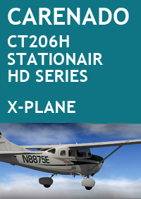 CARENADO - CT206H STATIONAIR HD SERIES V3 X-PLANE 10