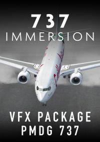 FSFX PACKAGES - 737 IMMERSION (FSX, FSX:SE & P3D)
