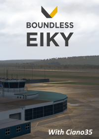BOUNDLESS - KERRY (EIKY) AIRPORT X-PLANE 11