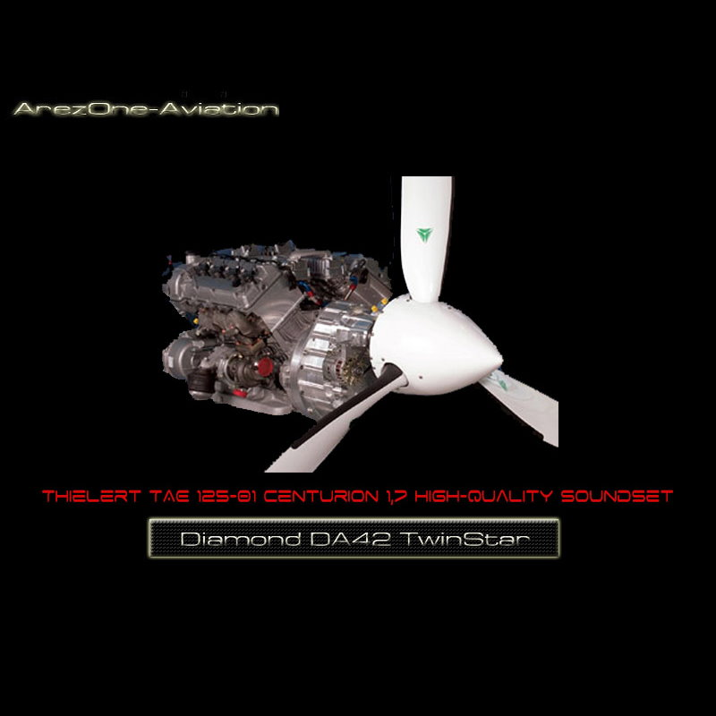 AREZONE - DIAMOND DA42 SOUNDSET
