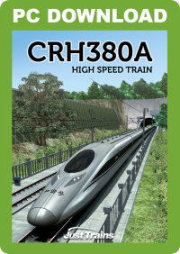 JUSTTRAINS - CRH380A HIGH SPEED TRAIN