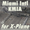 BUTNARU - MIAMI INTERNATIONAL KMIA FOR X-PLANE