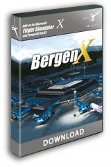 AEROSOFT - BERGEN X (DOWNLOAD)
