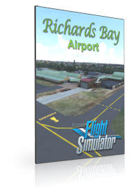 NMG SIMULATIONS - RICHARDS BAY AIRPORT V1.0 MSFS
