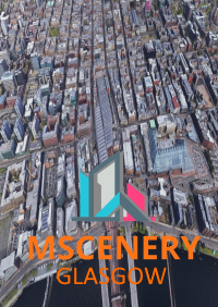 MSCENERY - GLASGOW CITY MSFS