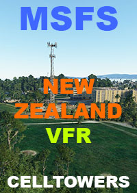 NEW ZEALAND VFR CELLULAR TOWERS MSFS