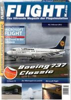 FLIGHT! MAGAZIN - AUSGABE 02 2012