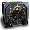 FI - GSA-RMI-P - PROFESSIONAL RADIO MAGNETIC INDICATOR FOR JETLINER