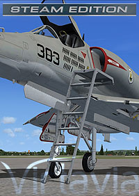 VIRTAVIA - A-4 SKYHAWK FSX STEAM EDITION