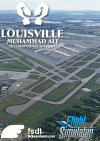 FSDREAMTEAM - LOUSIVILLE INTERNATIONAL AIRPORT V2 FOR MSFS